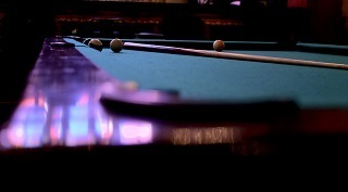 Pool table moves service in Stockton California, ABIA