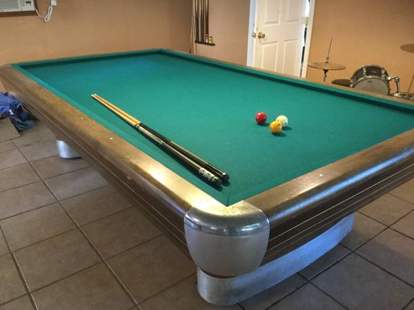 Pool Tables For Sale Sell A Pool Table In Stockton California - Brunswick brentwood pool table