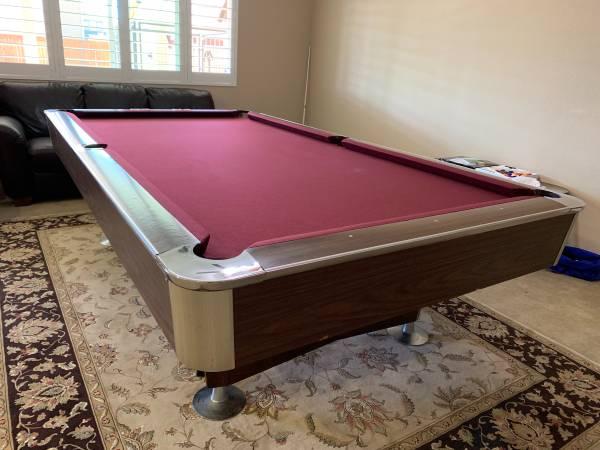 Solo 174 Fairfield Murray Pool Table 9 Feet 145