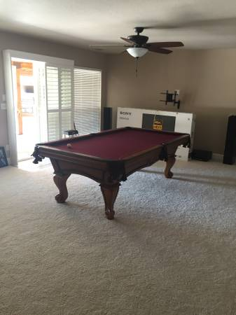 Pool Tables For Sale Sell A Pool Table In Stockton California - Milano pool table