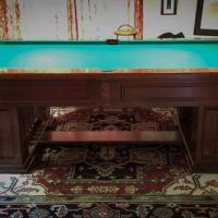 Olhausen 8' Billiard Table