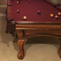 Spencer Marston Milano Pool Table
