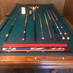 World of Leisure Regulation Size Pool Table
