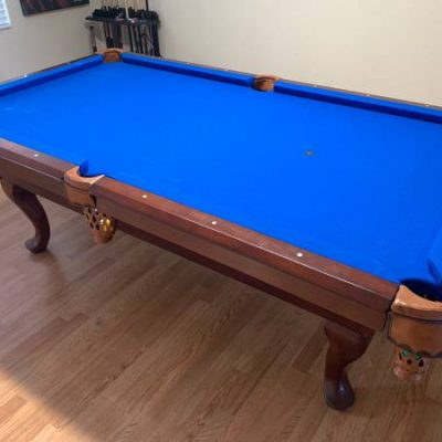 Legacy Billiards 7 ft Pool Table