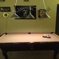 4x8 Pool Table