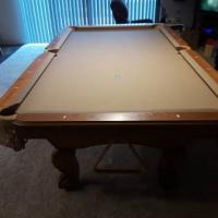 Excellent Condition Pool Table For Sale