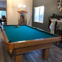 9ft Olhausen Pool Table