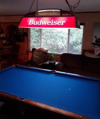 Pool Table For Sale (SOLD)