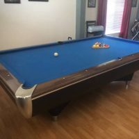 1960's AMF Pool Table