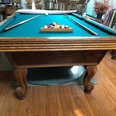 Olhausen Pool Table Mint Condition
