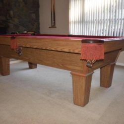 Olhausen Drake Pool Table (SOLD)