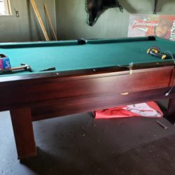 Billiards (Pool) Table