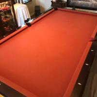 New Pool Table For Sale