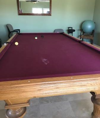 Olhausen Pro Pool Table