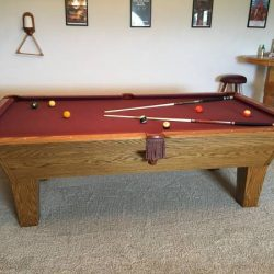 Pool Table Olhausen