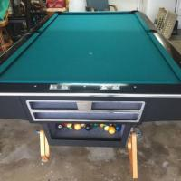 Tournament Sized Pool Table