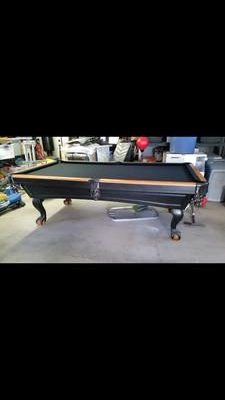 Professional Pool Table (SOLD)