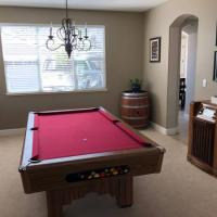 Imperial Player 7' Pool Table
