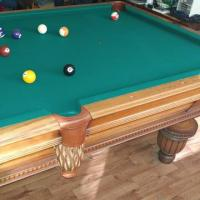 Golden West 8' Pool Table