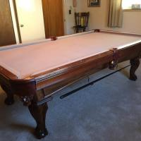 8ft Olhausen Pool Table|