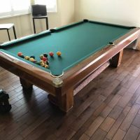 Hawthorn Brunswick Billiards Pool Table