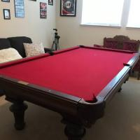 Olhausen Olympic Size Pool Table