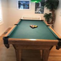 Olhausen Pool Table Lamp Included