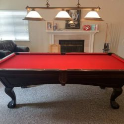 Pool Table Bruinswick