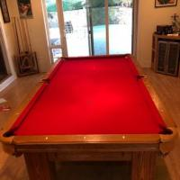Simply the Best Pool Table