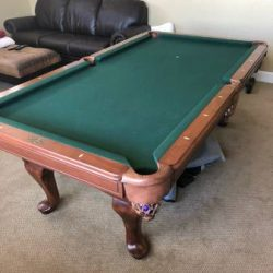 AMF Playmaster Pool Table 7'