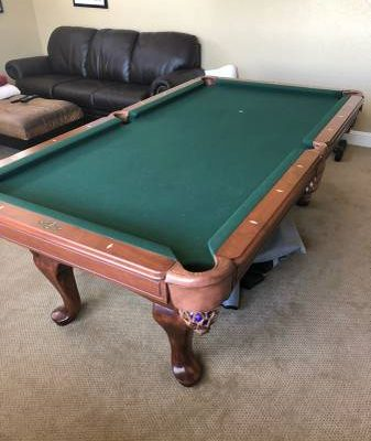 AMF Playmaster Pool Table 7' Slate
