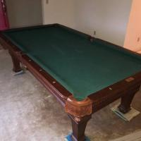 8ft Imperial Pool Table