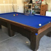 10 By 5Ft Carom Billiard Table