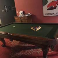 Pool Table Billiards Table