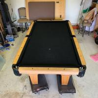 Pool Table/Dining Table